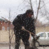 человек  дождя :: Дмитрий Потапов