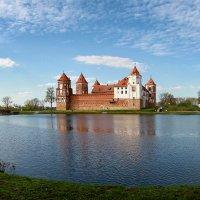 Мирский замок :: Антон Мазаев