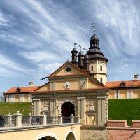 Главный вход в Несвижский замок :: Антон Мазаев