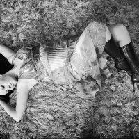 """Цикл """"Студийные фотосессии""""  Вика :: Андрей Молчанов"""