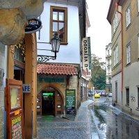"""Хороший ресторан """"У Вейводу"""" в Праге :: Денис Кораблёв"""