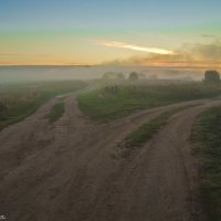 Две дороги,два пути... :: Виктор Евстратов