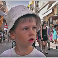 В чужой стране всё интересно! :: Григорий Кучушев