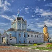 Церковь Покрова Пресвятой Богородицы Ново-Голутвина монастыря :: Марина Назарова
