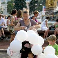 гирлянда для самой маленькой :: Олег Лукьянов