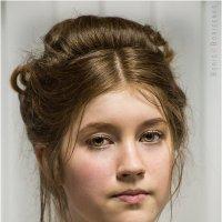 Портрет юной красавицы :: Борис Борисенко