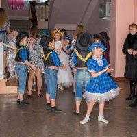 Перед выходом на сцену. :: Сергей Касимов
