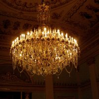 Свет Юсуповского дворца :: Ирина Фирсова