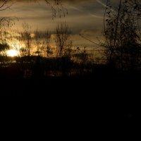 Осенний закат :: Екатерина