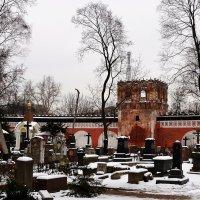 Башня за башней. :: Владимир Болдырев
