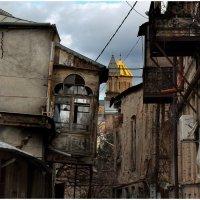 Тбилиси,вид с улицы Перисцвалеба :: meltzer