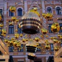 Новогодние украшения :: Ростислав