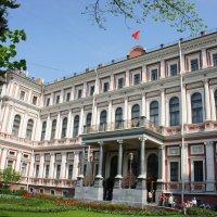 Николаевский дворец (Дворец труда) :: Елена Смолова
