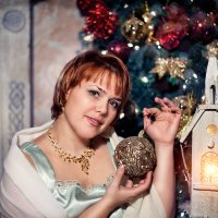 Новогоднее настроение) :: Фотохудожник Наталья Смирнова