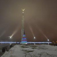 В тумане... :: Вероника Подрезова