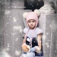 У снежного крыльца :: Наташа Макеева