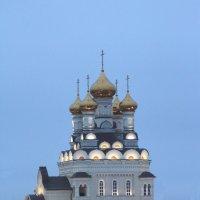 Храм :: Наташа Шамаева