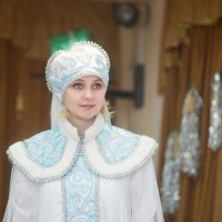 Снегурочка :: Ярослава Бакуняева