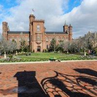Мои старые снимки (Смитсоновский замок,1846, Вашингтон) :: Юрий Поляков