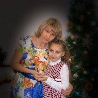 Марина и Даша :: Валерий Лазарев