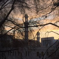 Мечеть на закате :: Марат Макс