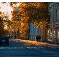 Осенний свет 1 :: Цветков Виктор Васильевич