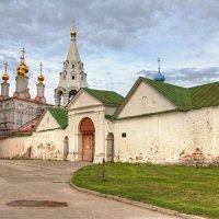 Богоявленская церковь :: Константин