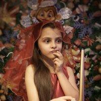 волшебница :: Yana Odintsova