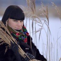 Зимняя Аня :: Михаил Репин
