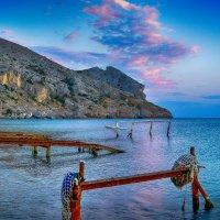 У крымского моря :: Мария Богуславская