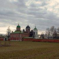 Вид на Спасо-Бородинский монастырь :: Александр