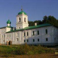 Стефаниевский надвратный храм Пскова :: Виктор Мухин