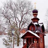 Святой источник преподобного Саввы Сторожевского. St. Spring of Savva Storozhevsky :: Natalia Mihailova