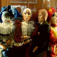 Они ждут кукловода :: Наталья Осипова(Копраненкова)