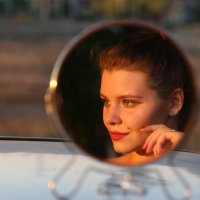 Портрет в зеркале :: Alexander Varykhanov