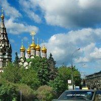 Москва златоглавая. :: kolin marsh