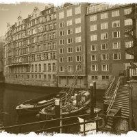 Гамбург в ретро :: Nina Yudicheva