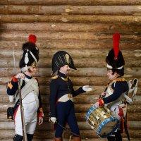 Старая гвардия Наполеона :: Максим Пашков