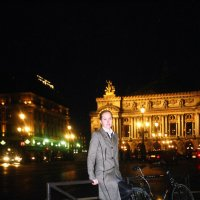 Вечер. Франция. Париж. :: Eлена Артемичева-Никитина