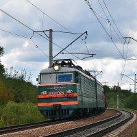 Электровоз ВЛ10У-924 :: Денис Змеев