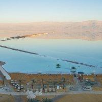 Закат на Мертвом море :: Сергей Вахов