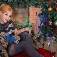 Новогоднее настроение )) :: Райская птица Бородина