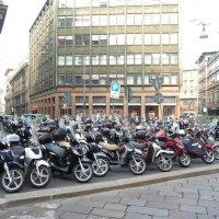 Когда все пересядут на мотоциклы.. :: Alexey YakovLev