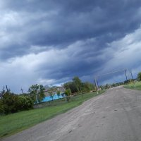 Моё родное и любимое село :: Кристина Борисова