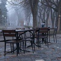 Зимнее кафе :: Оксана Лада