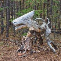 Байкальский динозаврик :: val-isaew2010 Валерий Исаев