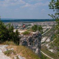 На скале :: Игорь Николаич