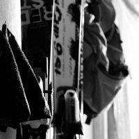 Про зимнее слякотное (читай коммент) :: Виктор | Индеец Острие Бревна