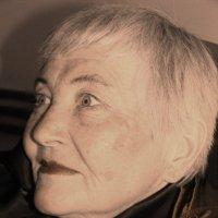 Дама. черно белое исполнение. :: Eлена Артемичева-Никитина