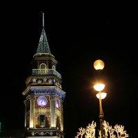Башня городской думы :: Сергей